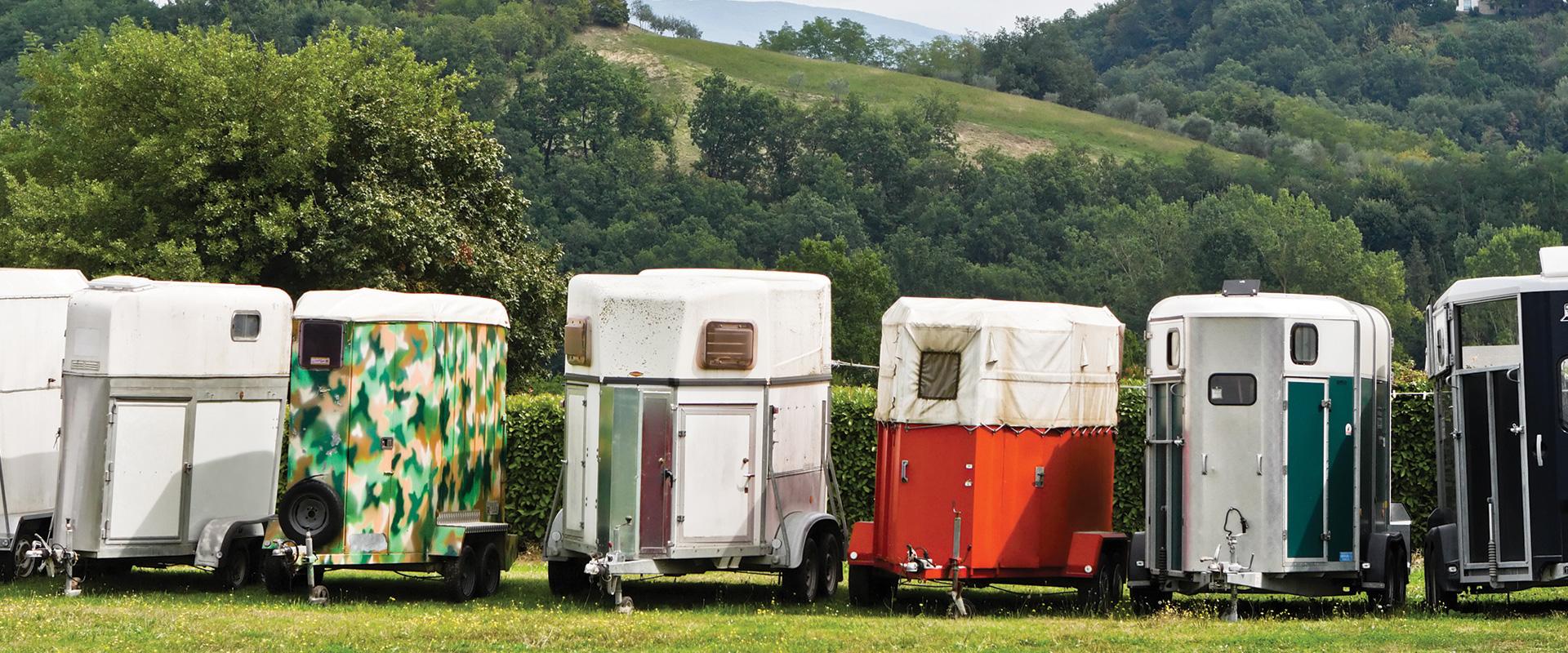 Horse trailer insurance image