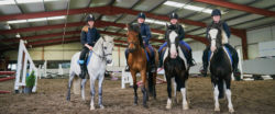 Riding school insurance image